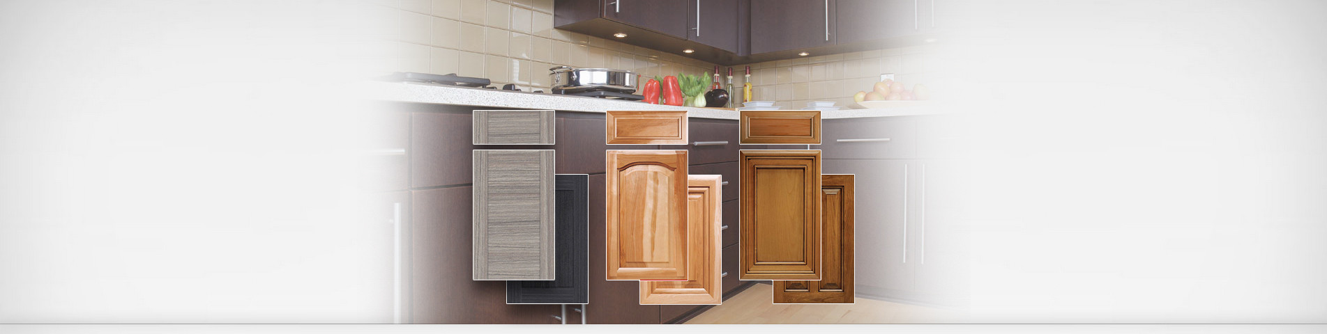 Cabinet Customized Doors and Fronts