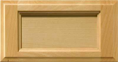 Square 5pc drawer Front