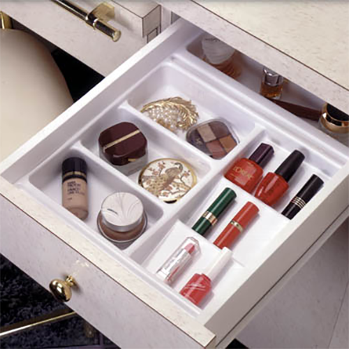 Drawer Accessories Rolling Cosmetic Organizer