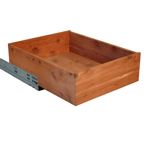 Aromatic Cedar Drawer Box