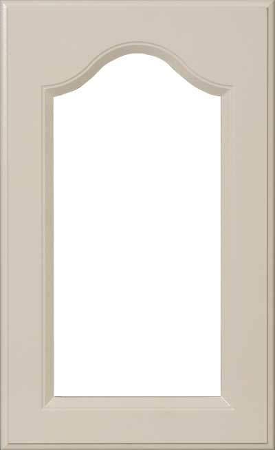 AL767 Kitchen and Closet Cabinet Glass Door