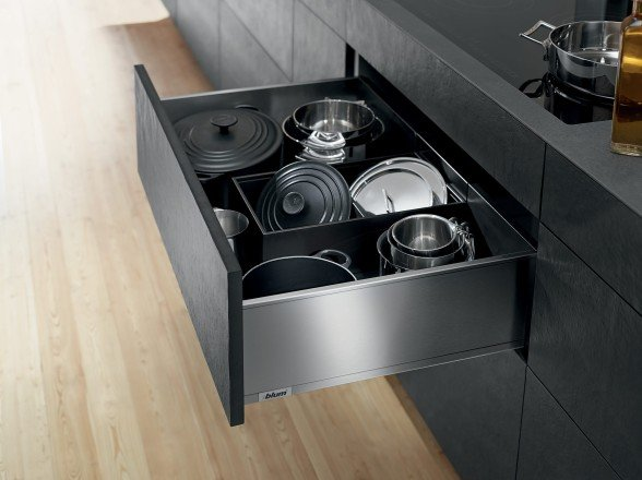 Blum Design Drawer Boxes