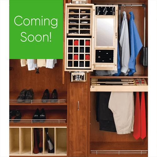 Rev A Shelf Closet Solutions