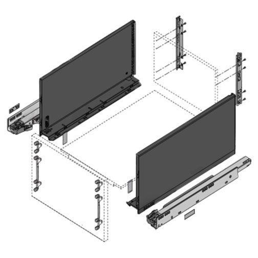 Legrabox Drawer Kit