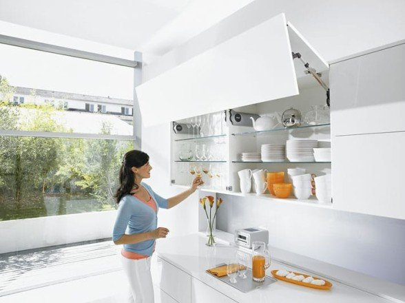 Blum Cabinet Lift Systems