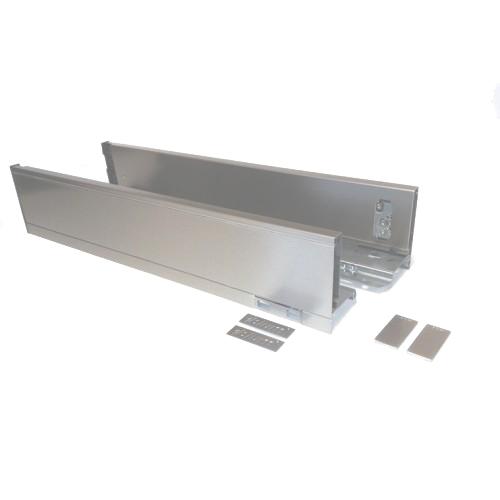 Legrabox Drawer Profile Stainless Steel