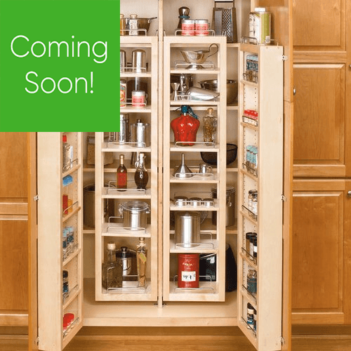 Tall Pantry Accessories