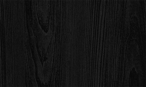 U129 Nero Custom Cabinet Drawer Front Vertical Pattern