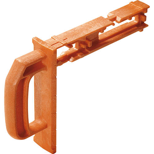 MINIFIX, for METABOX and STANDARD cabinet profiles