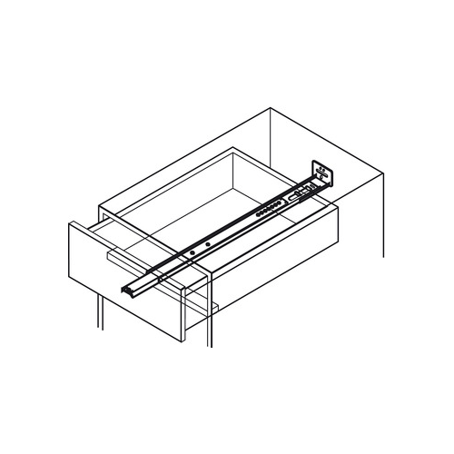 Drawer Slide 1029 Plan