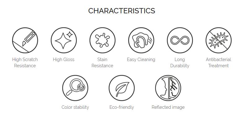 Luxe Characteristics