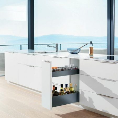 Legrabox Blum Drawer Box Systems