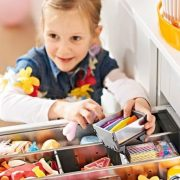 Custom Drawer Organizer for Toys